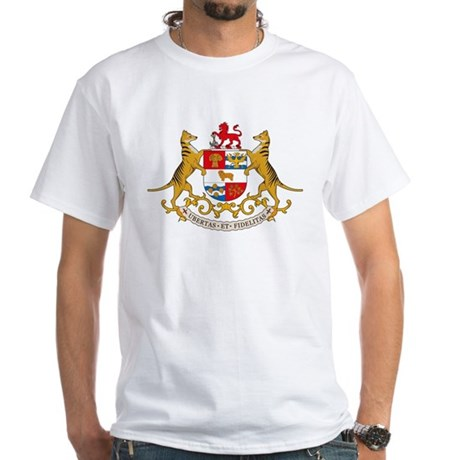 Tasmania Coat of Arms White T-Shirt