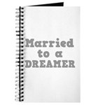 Married to a Dreamer Journal