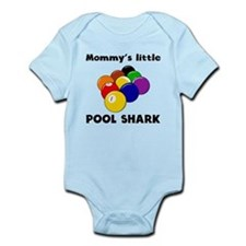 Mommys Little Pool Shark Body Suit