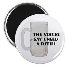 Beer Refill Magnet
