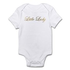 Little Lady Infant Bodysuit