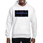 YRUSODUMB? Hooded Sweatshirt
