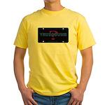 YRUSODUMB? Yellow T-Shirt