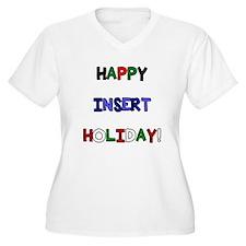 Happy insert holi T-Shirt