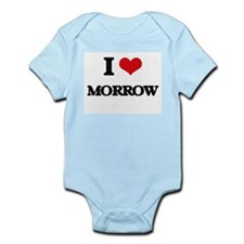 I Love Morrow Body Suit