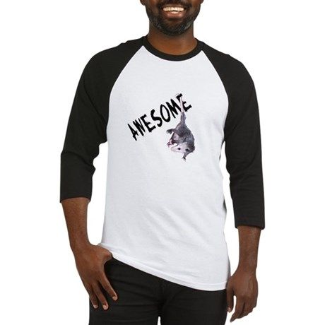 Awesome Possum Baseball Jersey