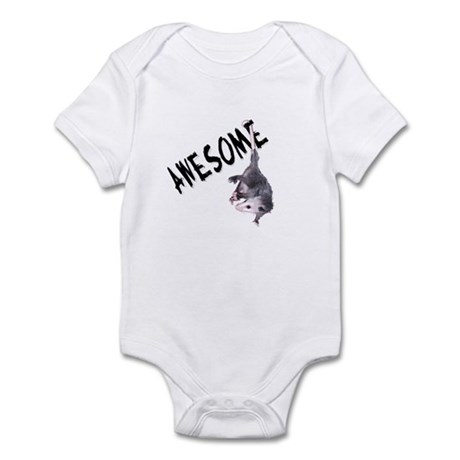 Awesome Possum Infant Bodysuit