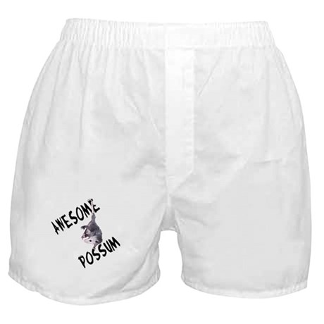 Awesome Possum Boxer Shorts