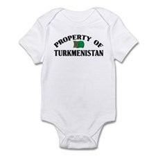 Property Of Turkmenistan Infant Bodysuit