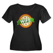 World's Best Wife Plus Size T-Shirt