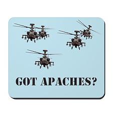 Longbow Apache AH-64 Mousepad