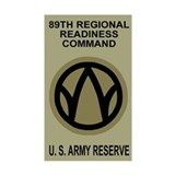 89th Regional Readiness Command Sticker 2