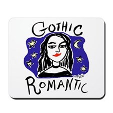 Gothic Romantic Mousepad