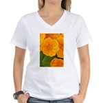 Primrose Women's V-Neck T-Shirt
