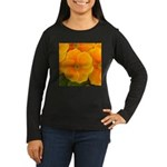 Primrose Women's Long Sleeve Dark T-Shirt