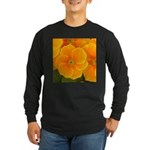 Primrose Long Sleeve Dark T-Shirt