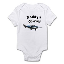 Dad's copilot Infant Bodysuit