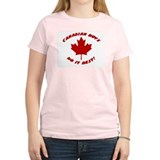 Unique Canadians do it T-Shirt