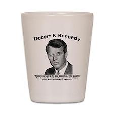 RFK: Courage Shot Glass
