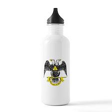 Freemasonry Scottish R Water Bottle