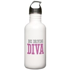 Bus Driving DIVA Water Bottle