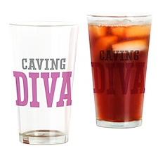 Caving DIVA Drinking Glass