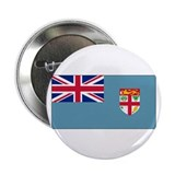 "Fiji Fijian Blank Flag 2.25"" Button (100 pack)"