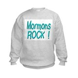 Mormons Rock ! Sweatshirt
