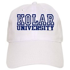 KOLAR University Baseball Cap