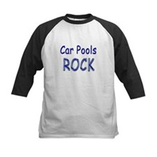 Car Pools Rock Tee