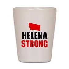 Helena Strong Shot Glass