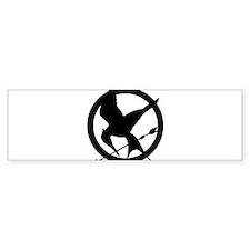 Mockingjay Bumper Bumper Sticker