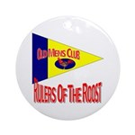 Old Mens Club Ornament (Round)