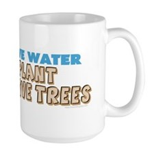 Plant Native Trees Mug