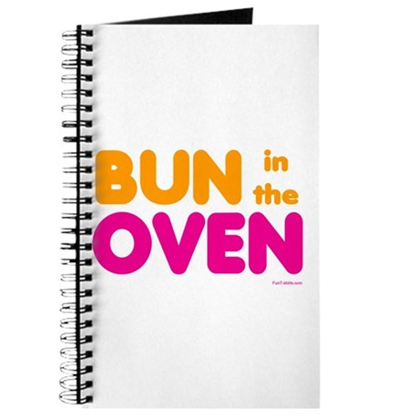 Bun in the Oven Journal