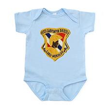 USS CARPENTER Infant Creeper