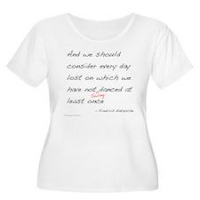 Nietzsche on Swing Dance T-Shirt