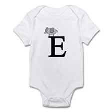 Letter E for Elephant Infant Creeper