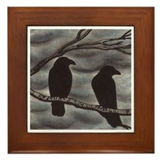 Funny Animals wildlife Framed Tile