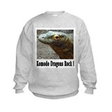 Komodo Dragons Rock ! Sweatshirt