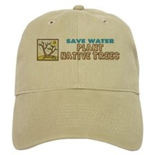 Plant Native Trees Baseball Cap