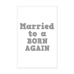Married to a Born Again Posters