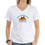 Boxer OC Rescue Women's V-Neck T-Shirt