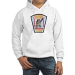 Ketchikan Airport Fire Hooded Sweatshirt