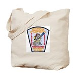 Ketchikan Airport Fire Tote Bag