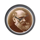 Anthony Trollope Wall Clock