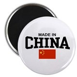 Made in China Magnet