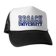 BROACH University Trucker Hat
