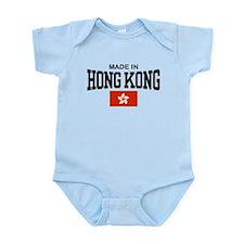 Made in Hong Kong Onesie