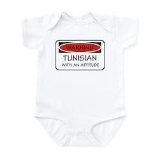 Attitude Tunisian Infant Bodysuit